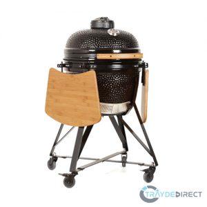 Kamado 20 inch grill BBQ 2
